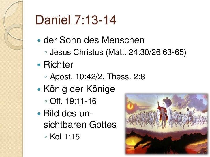 Daniel 8Vision des Widders und des Ziegenbocks      Alle Bilder waren zum Zeitpunkt der Erstellung des Foliensatzes im Int...