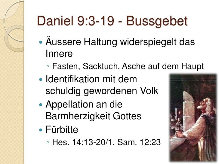 Daniel 9:27– 70. Jahrwoche   Er  der kommende Fürst    ◦ der Antichrist, der Gesetzlose Bund mit Israel Zur Hälfte der...