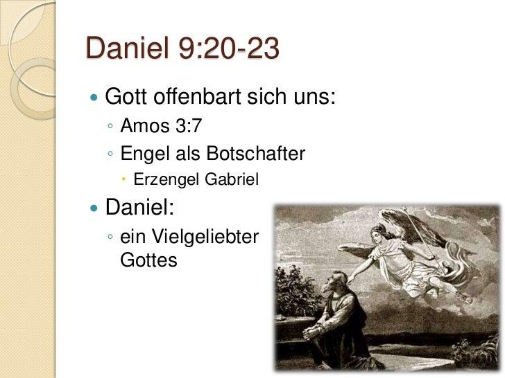 Gruppenarbeiten   Ausgehend vom Gebet Daniel's    ◦ Vergleich mit Esra 9 und Nehemia 9    ◦ Psalmen    ◦ Anweisungen in d...