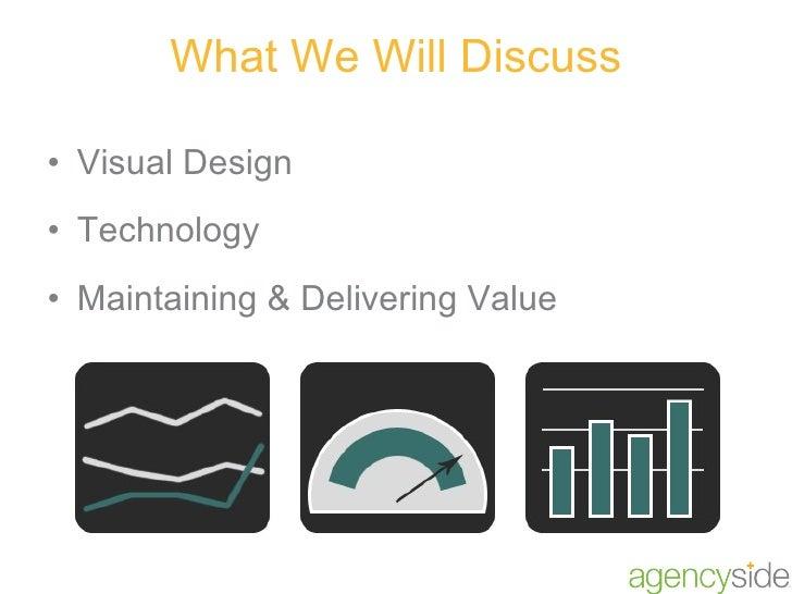 Marketing Dashboards Slide 2