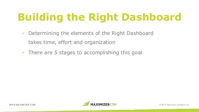 Obtain Keen Insights with Dashboards