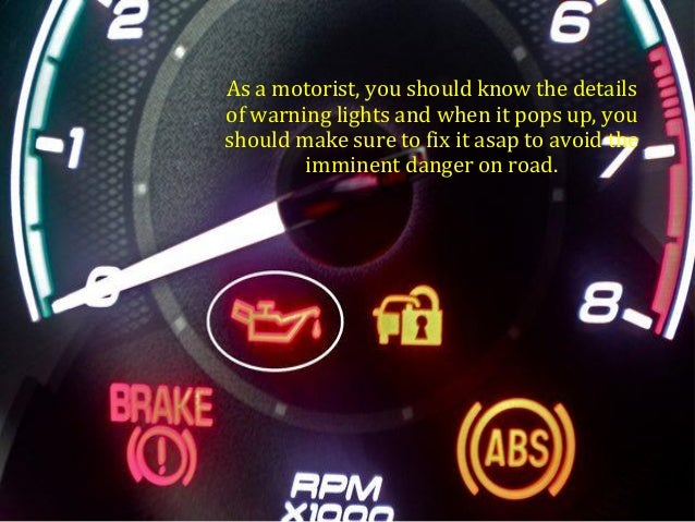 Dashboard Warning Light You Should Never Ignore - Car signs on dashboardcar warning signs you should not ignore
