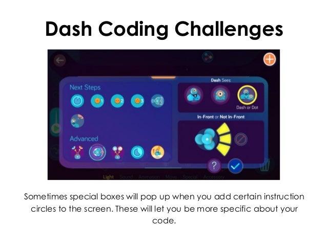 Dash Coding Challenge Cards