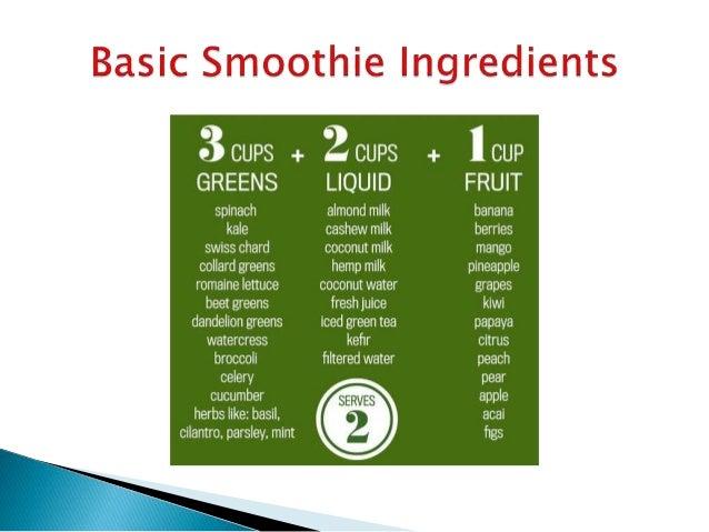dash diet smoothies pdf
