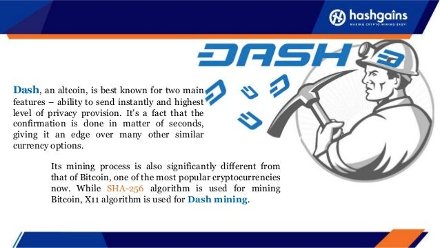 Image result for dash mining