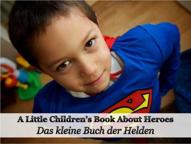Heroes are all around us. They face challenges each and every day, and they do so with integrity and humility. Helden gibt...