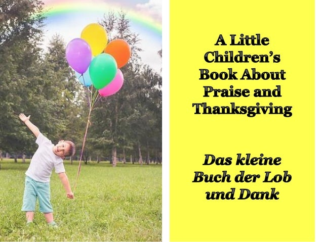 Give thanks to the LORD, for He is good! His faithful love endures forever. (1 chronicles 16:34 ) Dankt dem Herrn, denn er...