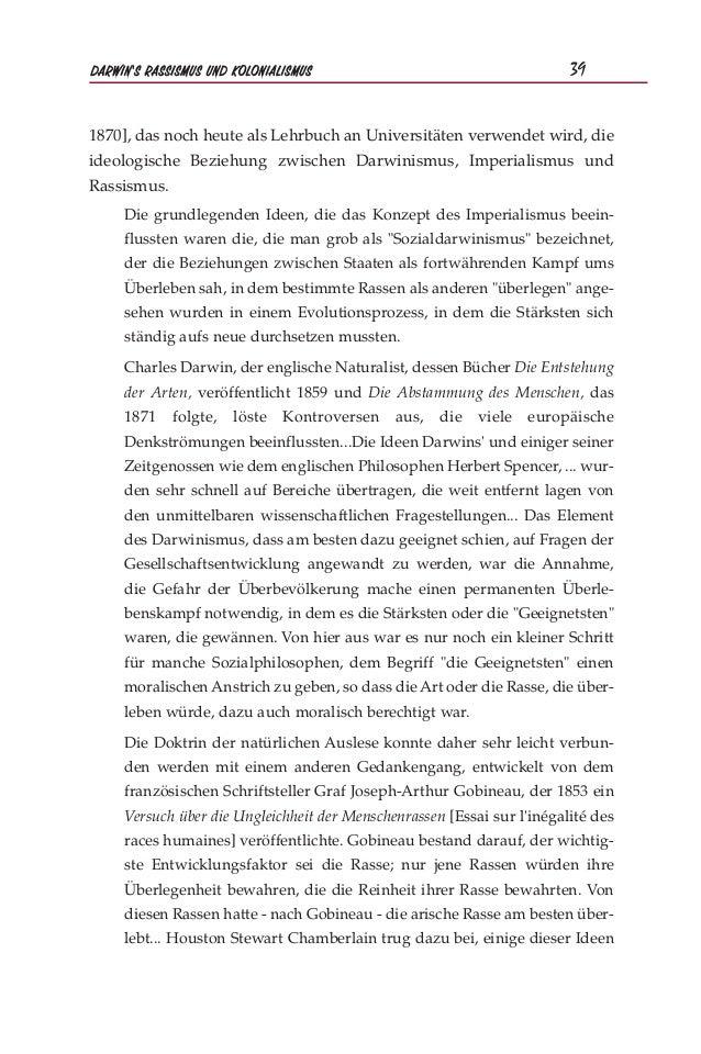 Das unglück das der darwinismus über die menschheit brachte. german d…