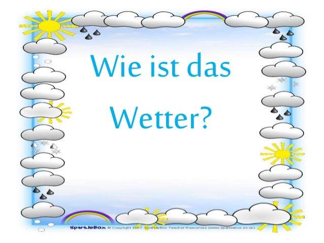 Wie Ist Das Wetter In Esslingen
