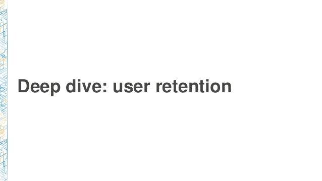 Deep dive: user retention