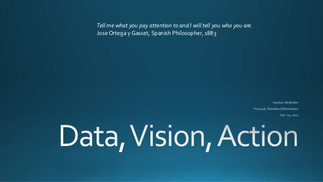 Tell me what you pay attention to and I will tell you who you are. Jose Ortega y Gasset, Spanish Philosopher, 1883