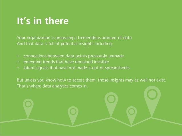 Data analytics for the mid-market: myth vs. reality Slide 2