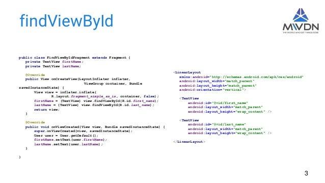 Data binding в массы! (1.2) Slide 3