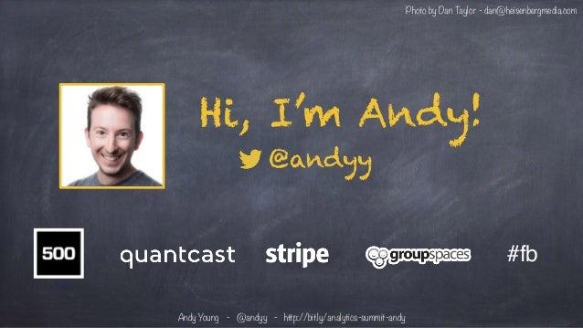 Data Driven Growth - Amplitude London Product Analytics Summit Slide 2