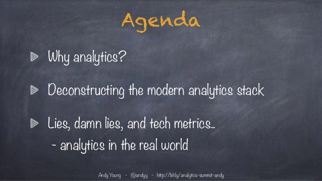 Data Driven Growth - Amplitude London Product Analytics Summit Slide 3