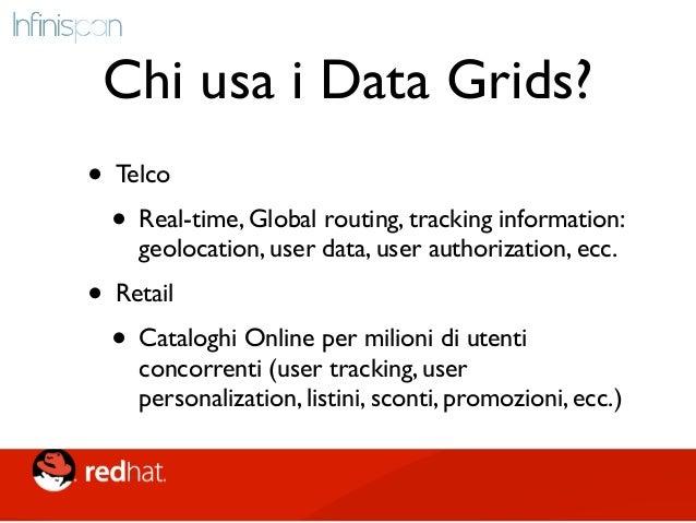 Link e risorse JDG JBoss Data Grid • Product page: http://www.redhat.com/products/jbossenterprisemiddleware/data-grid/ • J...