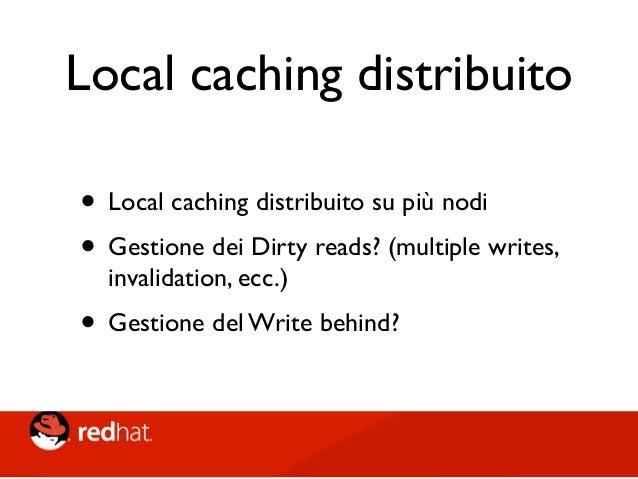 """""""Clustering"""" della cache"""