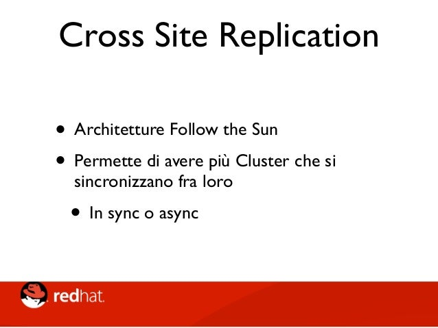 • In una inline cache, l'applicazione dialoga solo con la cache • La cache ha uno store configurato via Cache Store • Esemp...