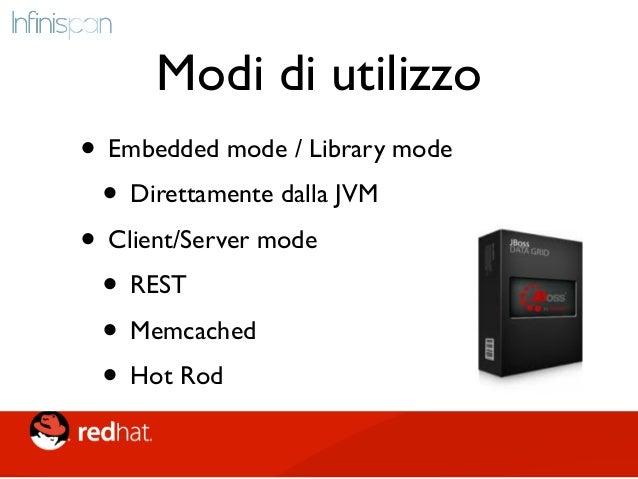 REST • Utile per client non Java per i quali non esista un protocollo • HTTP Transport: Firewall friendly • E' ovviamente ...