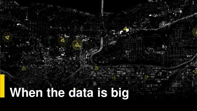 How big is the data? • A data set of 2 billion records of unique URLs • Assuming the previous program needs 2 seconds to c...