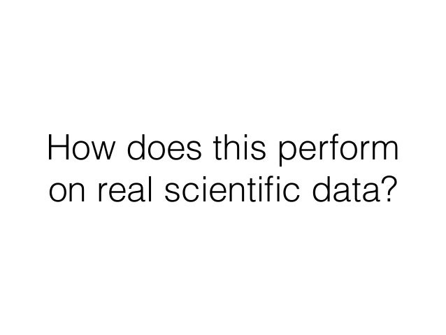 Rethinking Data-Intensive Science Using Scalable Analytics
