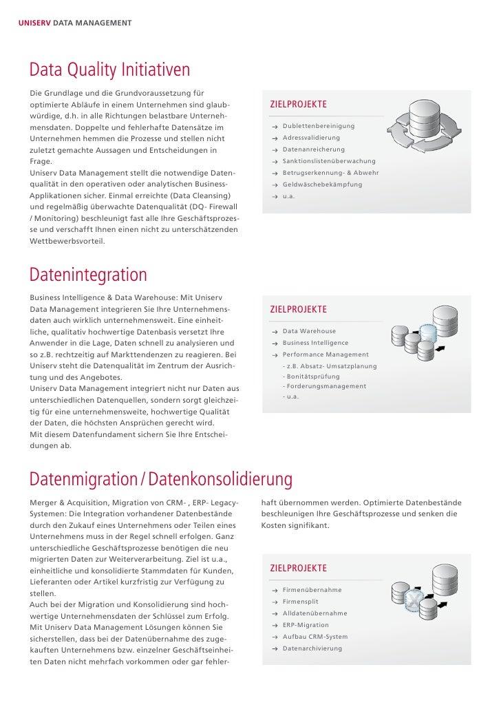 Datenmanagement Slide 2