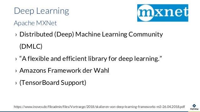 Data Science und Machine Learning im Kubernetes-Ökosystem