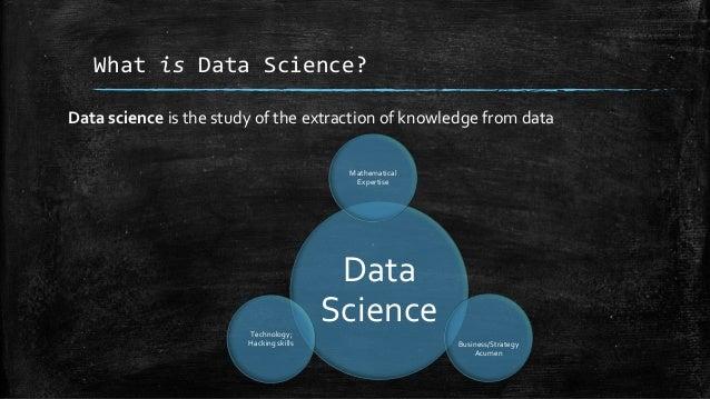pg in data science