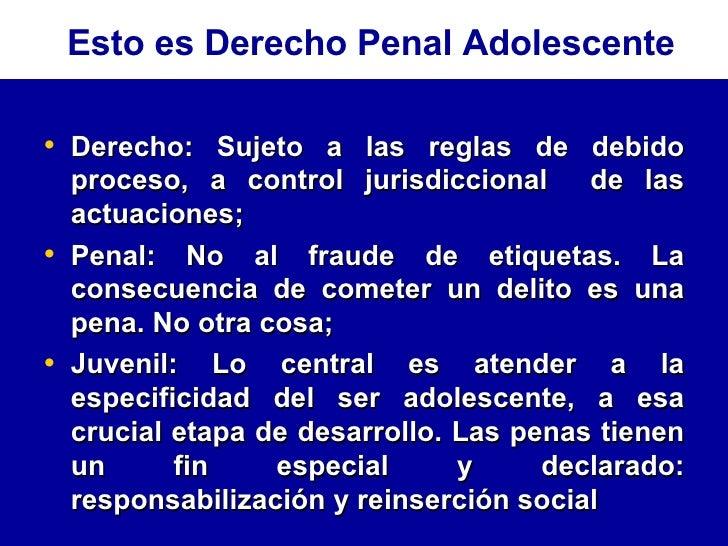 <ul><li>Derecho: Sujeto a las reglas de debido proceso, a control jurisdiccional  de las actuaciones; </li></ul><ul><li>Pe...