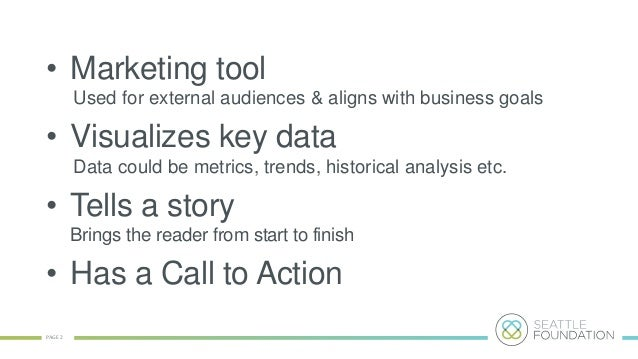 Philanthropy Northwest: Data Visualization Session Part II Slide 2