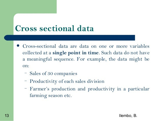 Cross-sectional data - Wikipedia