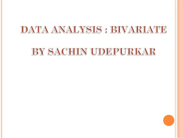 DATA ANALYSIS – TESTING FOR ASSOCIATION Relationship :  A consistent and systematic link between two or more variables  ...