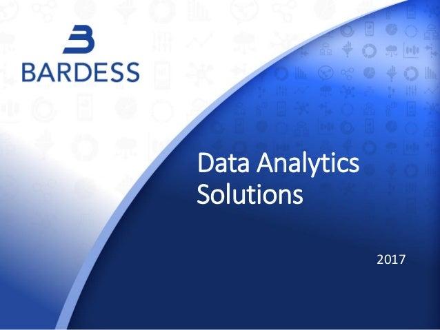 Data Analytics Solutions 2017
