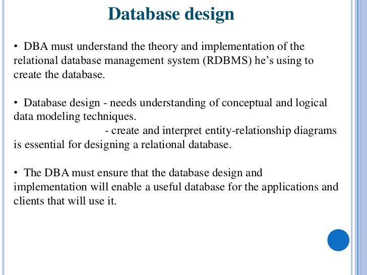 database - What Is Database Designer