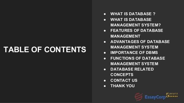 database assignment help database assignment help by essaycorp 2