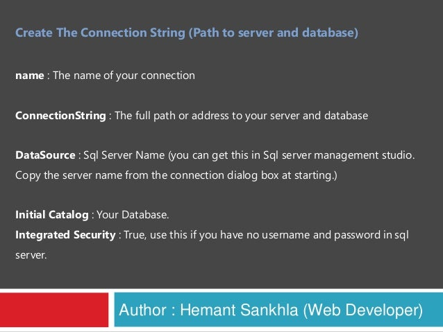 How to write connection string in asp net for ms access
