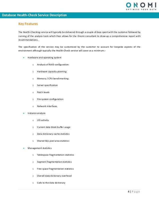 Database health check consulting service for Consul mysql health check