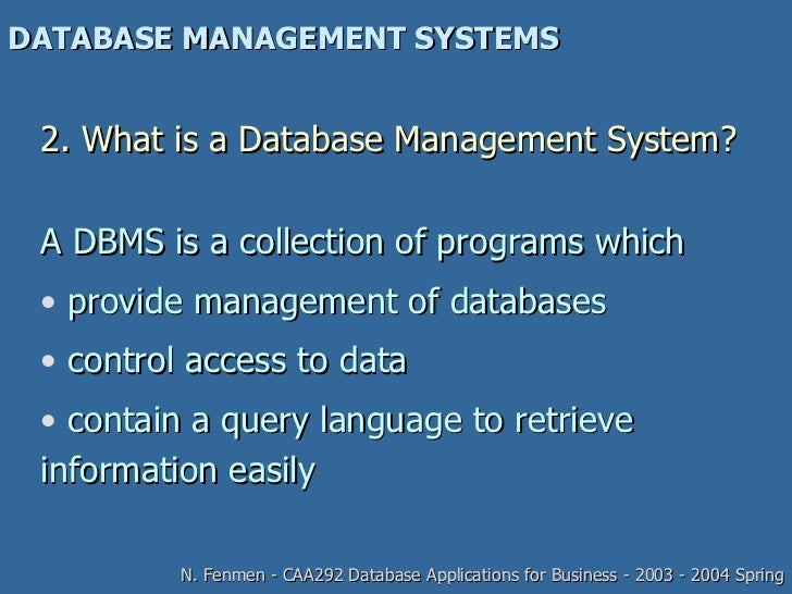 advanced database management system project Our management information systems (mis) ism 6218 (3 credits) - advanced database administration advanced practice and research in database systems project management, and organizational information management policies.