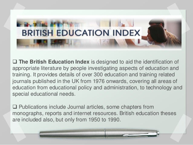 investigating special education internet resources Abstract open educational resources (oer) are increasingly used to support pedagogical initiatives and learning needs at institutions of higher education.