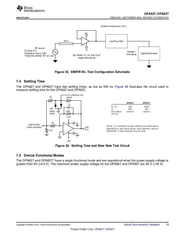 INTEGRATO L 165-3A Power Operational Amplifier
