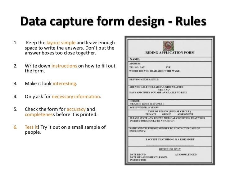 Personal data form template excel best photos of for Knowledge capture template