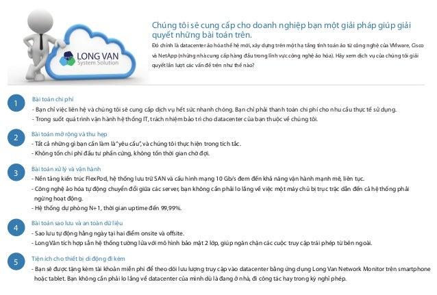 Datacenter giá rẻ Hàng Việt Nam chất lượng cao Slide 3