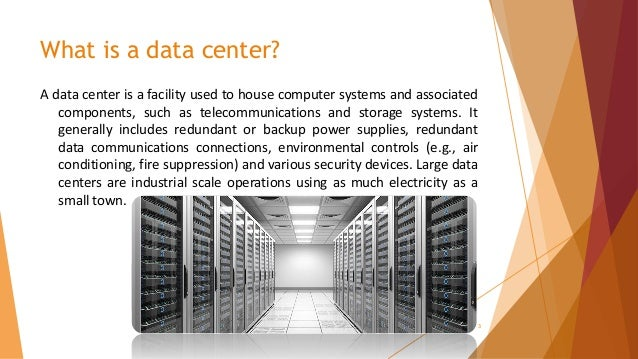 Data Center Building Amp General Specification
