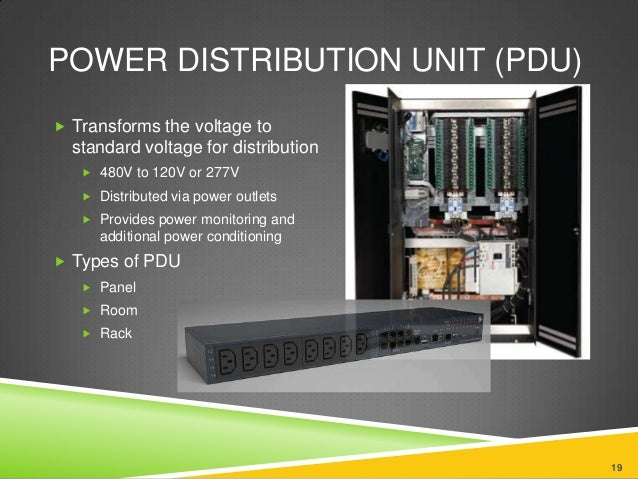 Image result for power distribution units data center