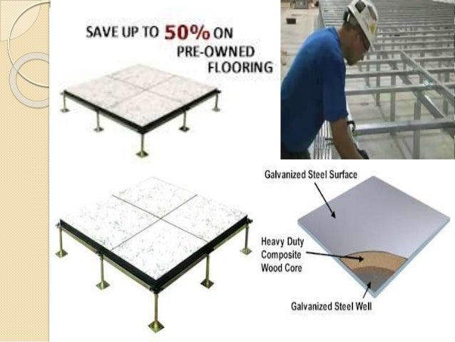Data Center Room Floor Tile Cutouts : Data center raised floor