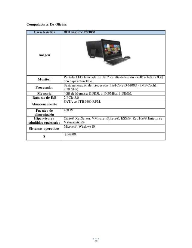 """36 Computadoras De Oficina: Característica DELL Inspiron 20 3000 Imagen Monitor Pantalla LED iluminada de 19.5"""" de alta de..."""