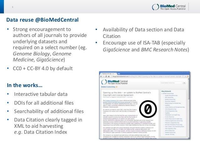 Revolutionising the Journal through Big Data Computational Research Slide 3