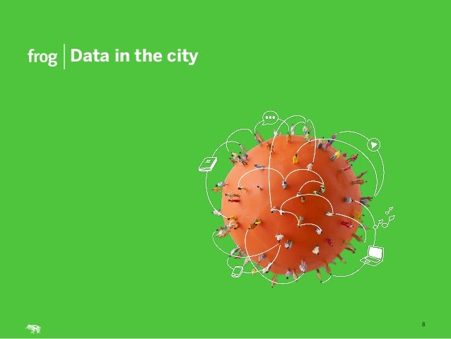 8Data in the city
