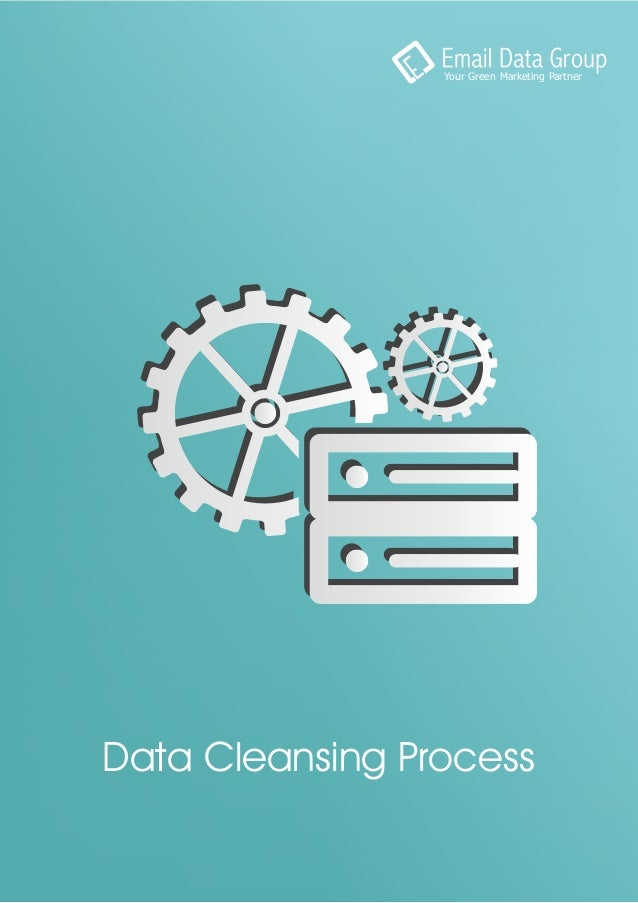 Your Green Marketing Partner Data Cleansing Process