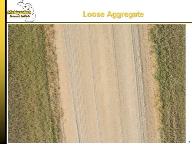 Loose Aggregate 11